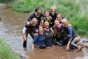 The Commando Challenge - Black Bog